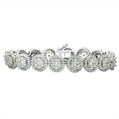 Diamond Bracelet (9.37 ct. tw.)