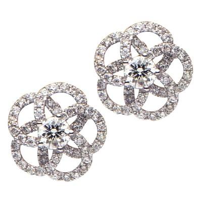 Diamond Earrings (0.74 ct. tw.)
