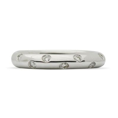 18k White Gold Ring R003314