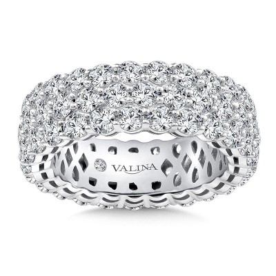 Wedding Rings & Bands R9703BW-6.5