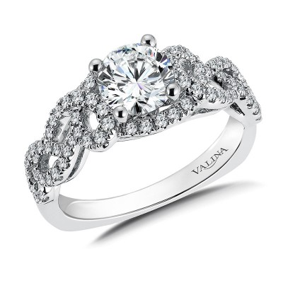 Engagement Ring R9718W