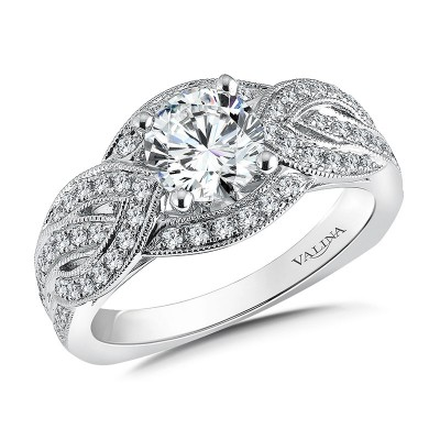 Engagement Ring R9719W