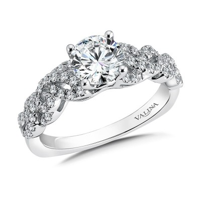 Engagement Ring R9726W