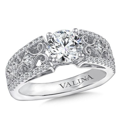 Engagement Ring R9751W