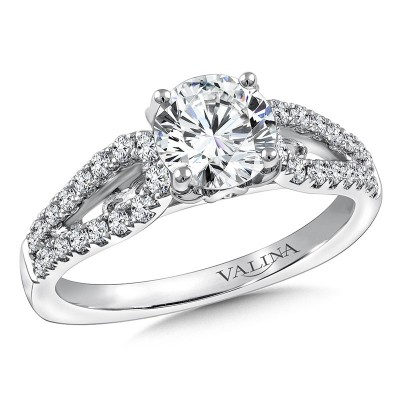 Engagement Ring R9806WP
