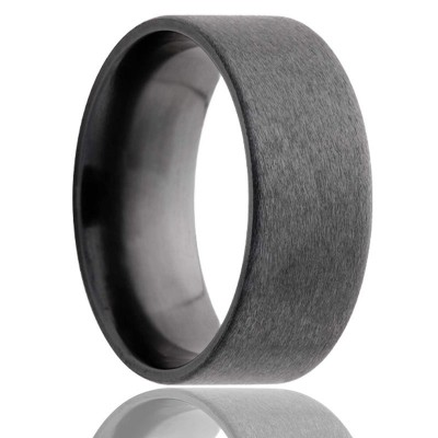A Heavy Stones Zirconium Band