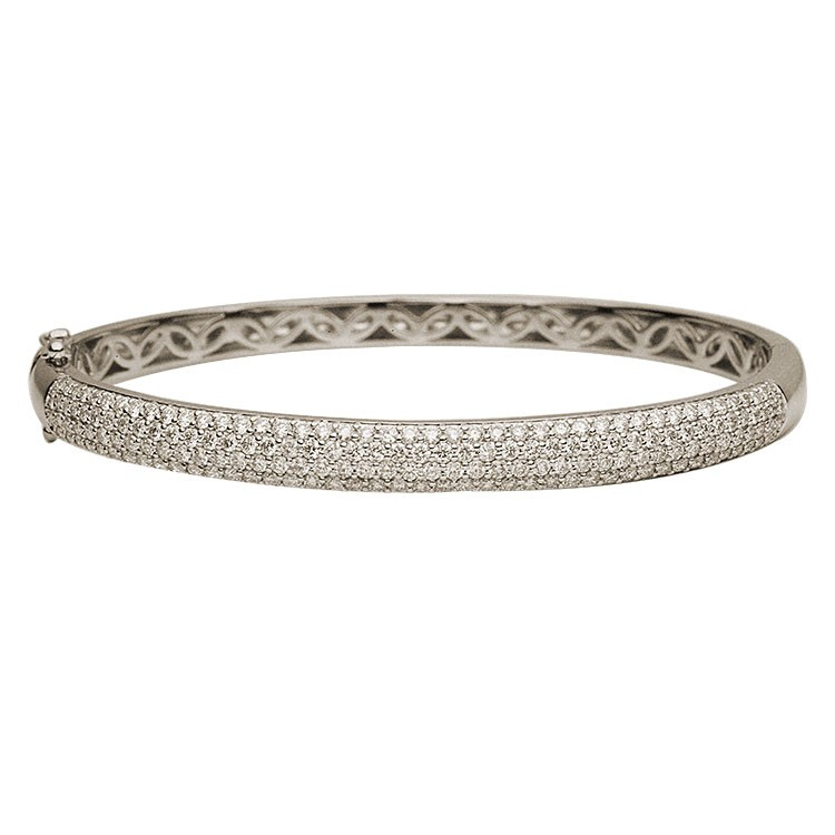 18k White Gold Bracelet B003379
