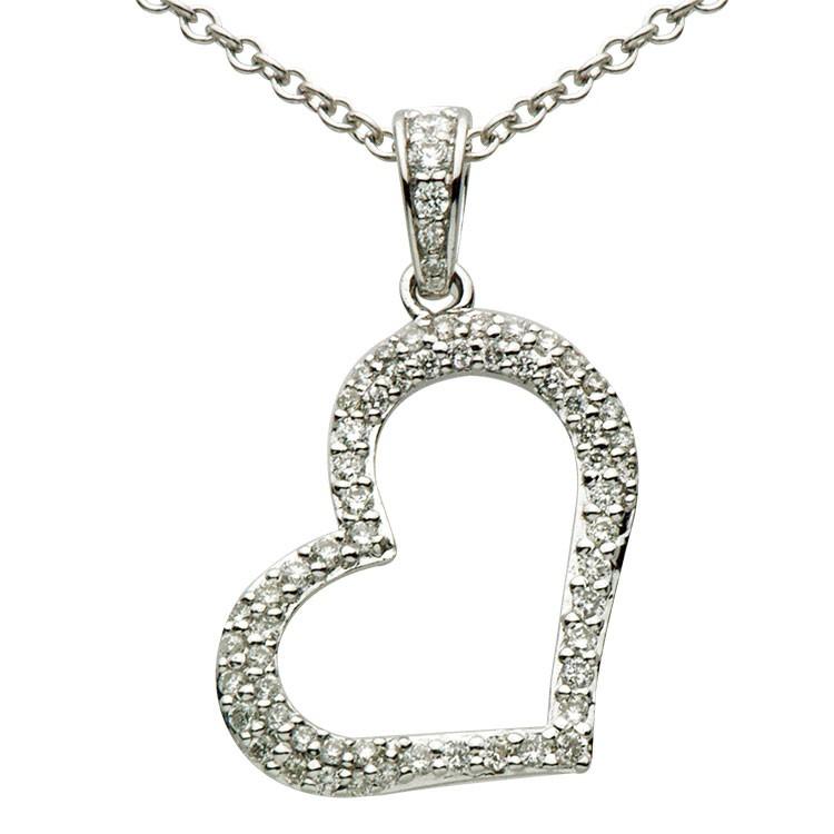 Diamond Pendant (0.38 ct. tw.)