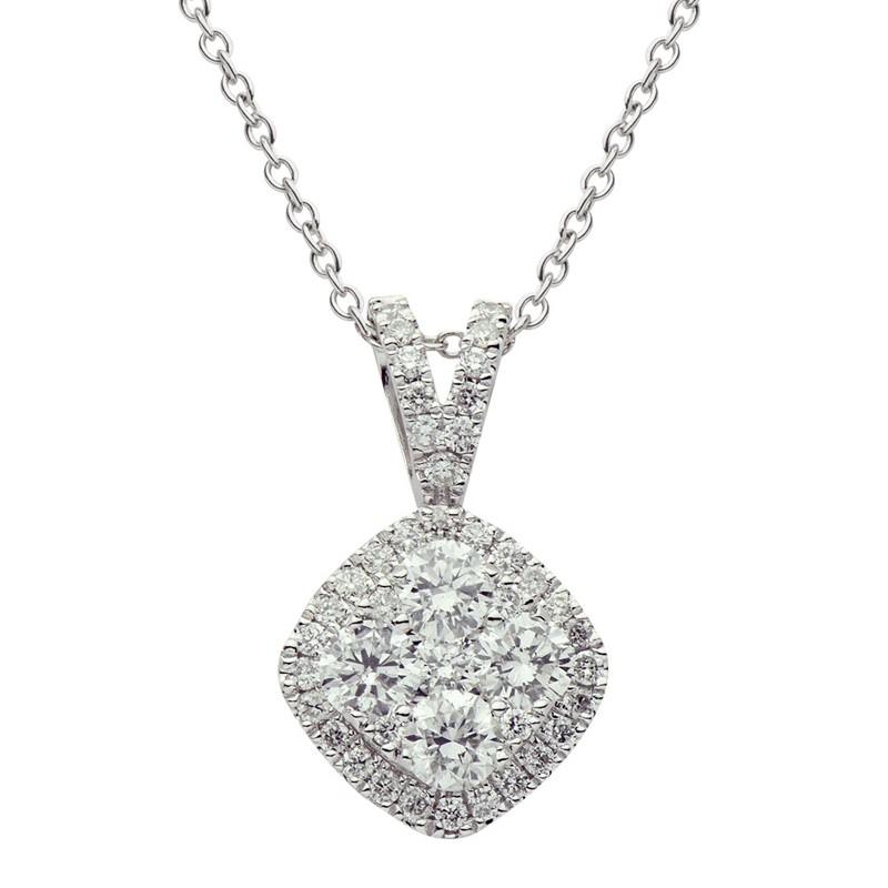 Diamond Pendant (0.65 ct. tw.)