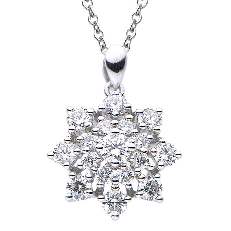 Diamond Pendant (0.84 ct. tw.)
