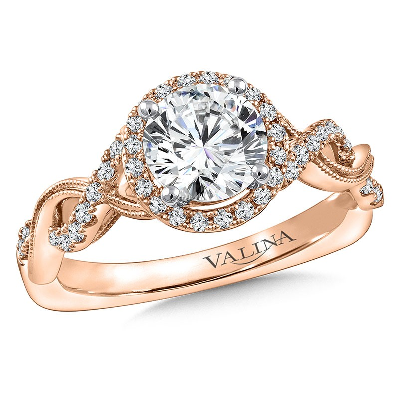Engagement Ring R9773P
