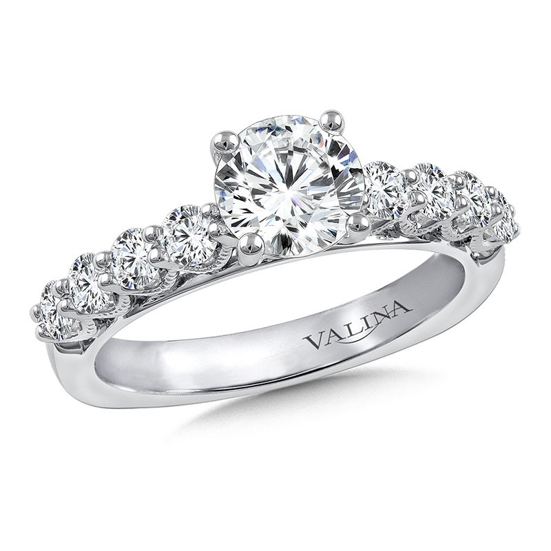 Engagement Ring R9789W