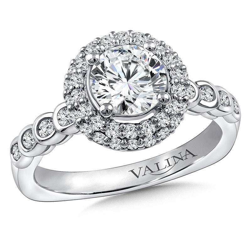 Engagement Ring R9794W
