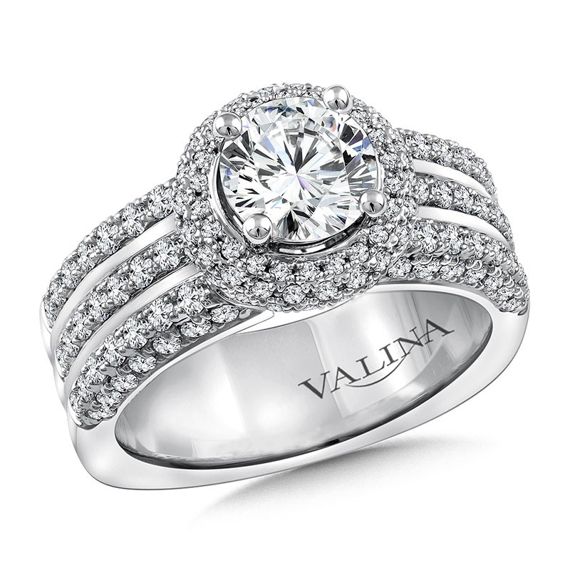 Engagement Ring R9814W