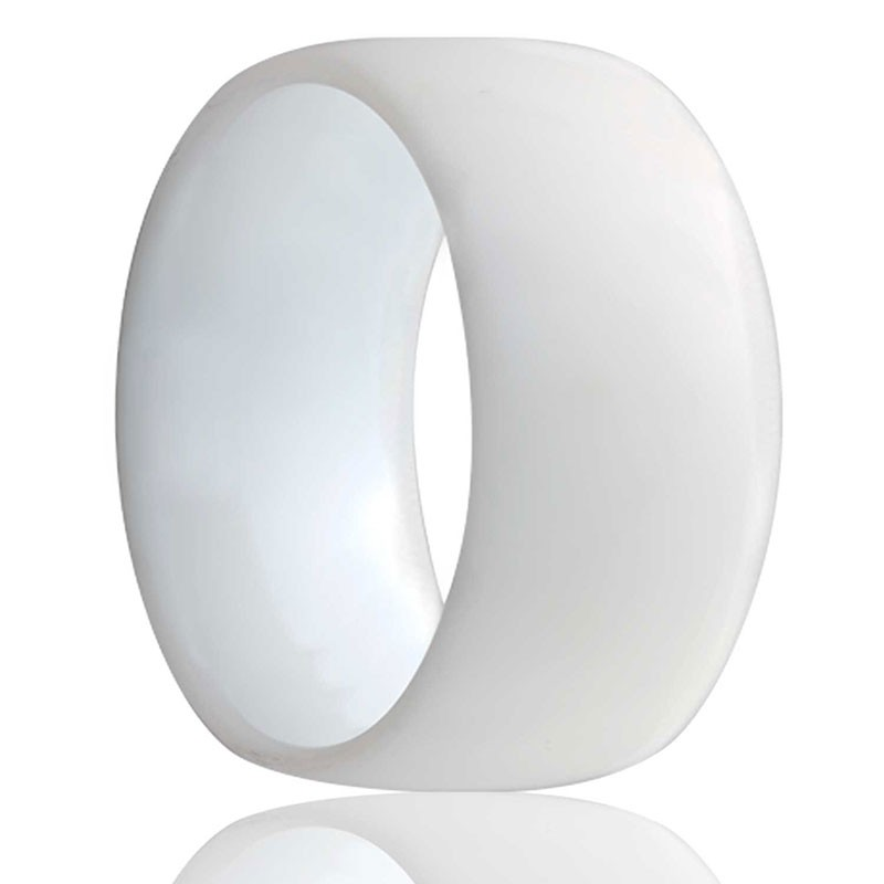 A Heavy Stones Ceramic Band